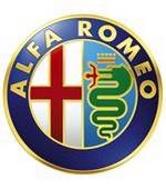 Alfa Romeo registration card