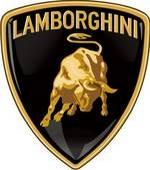 Lamborghini registration card