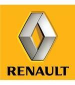 Renault registration card