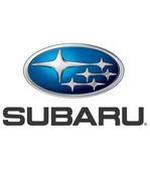 Subaru registration card