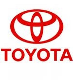 Toyota registration card