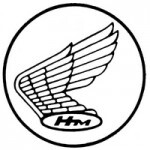 Carte grise Hm Honda  125 Crm Competition