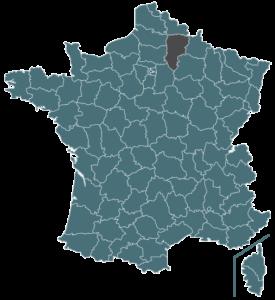 Carte grise Aisne