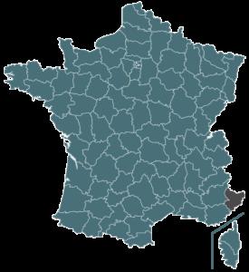 Carte grise Alpes-Maritimes