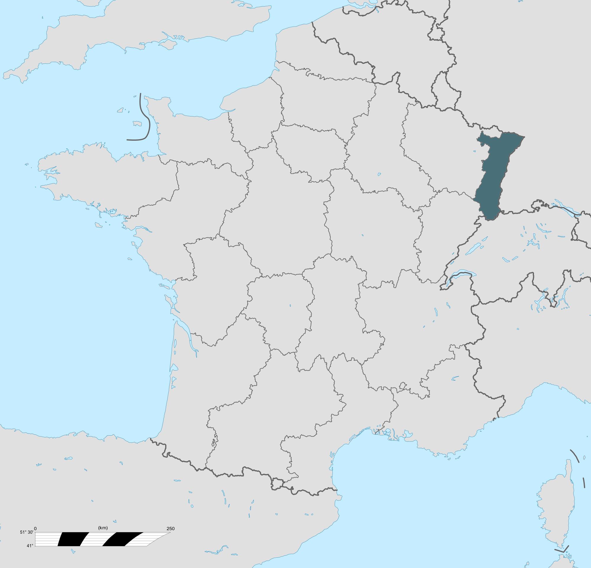Carte grise Alsace