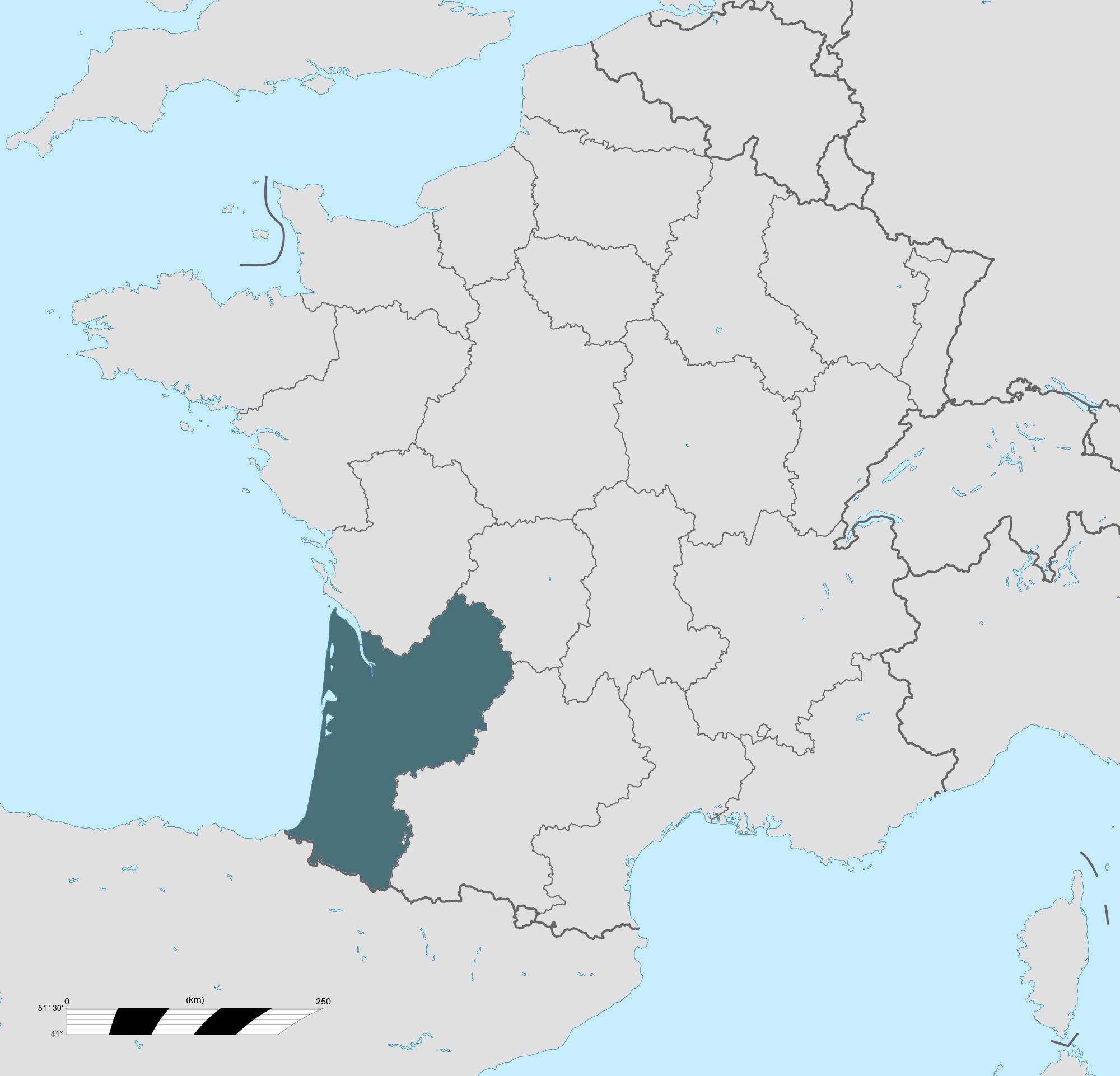 Carte grise Aquitaine