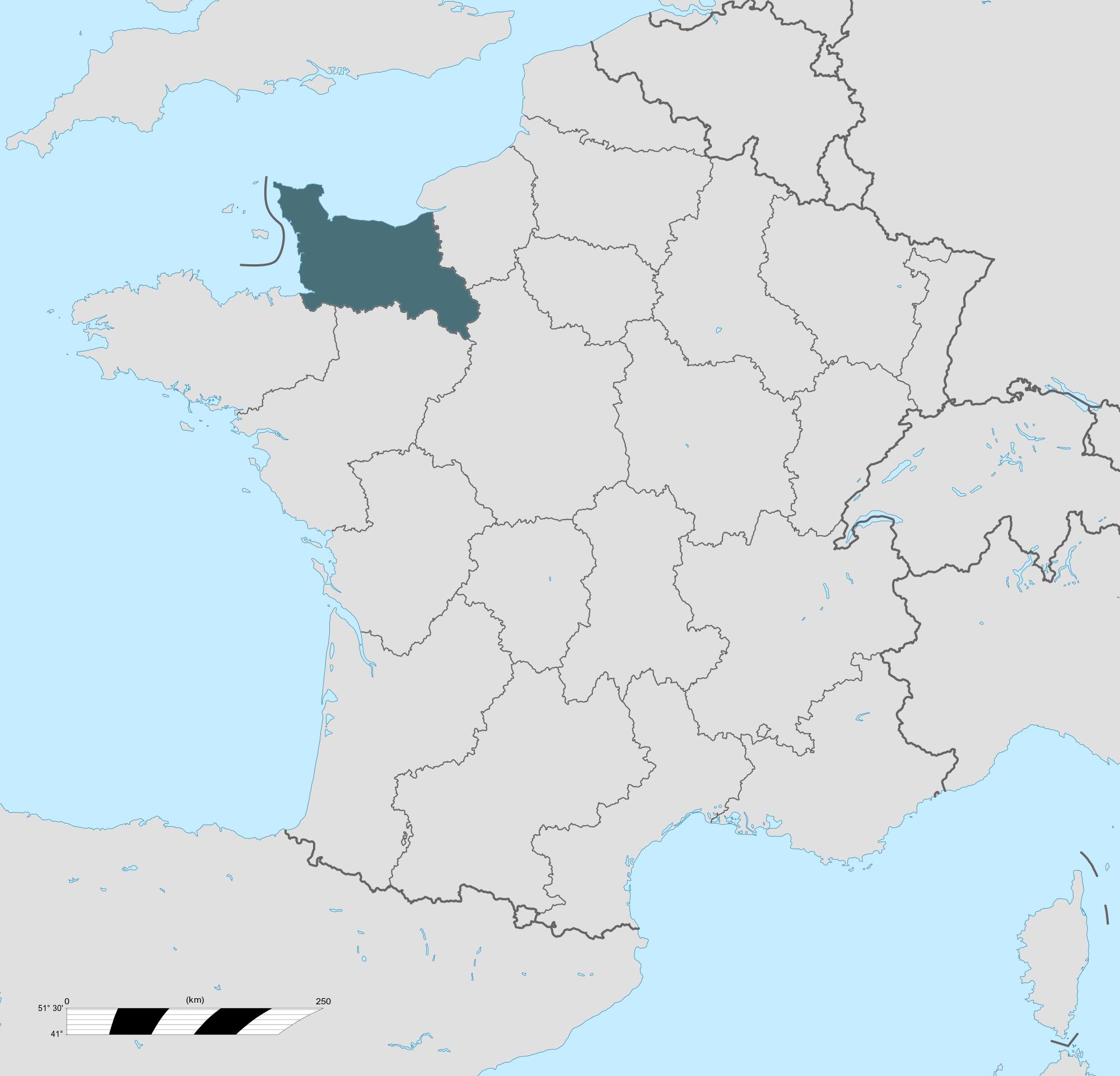 Carte grise Basse-Normandie