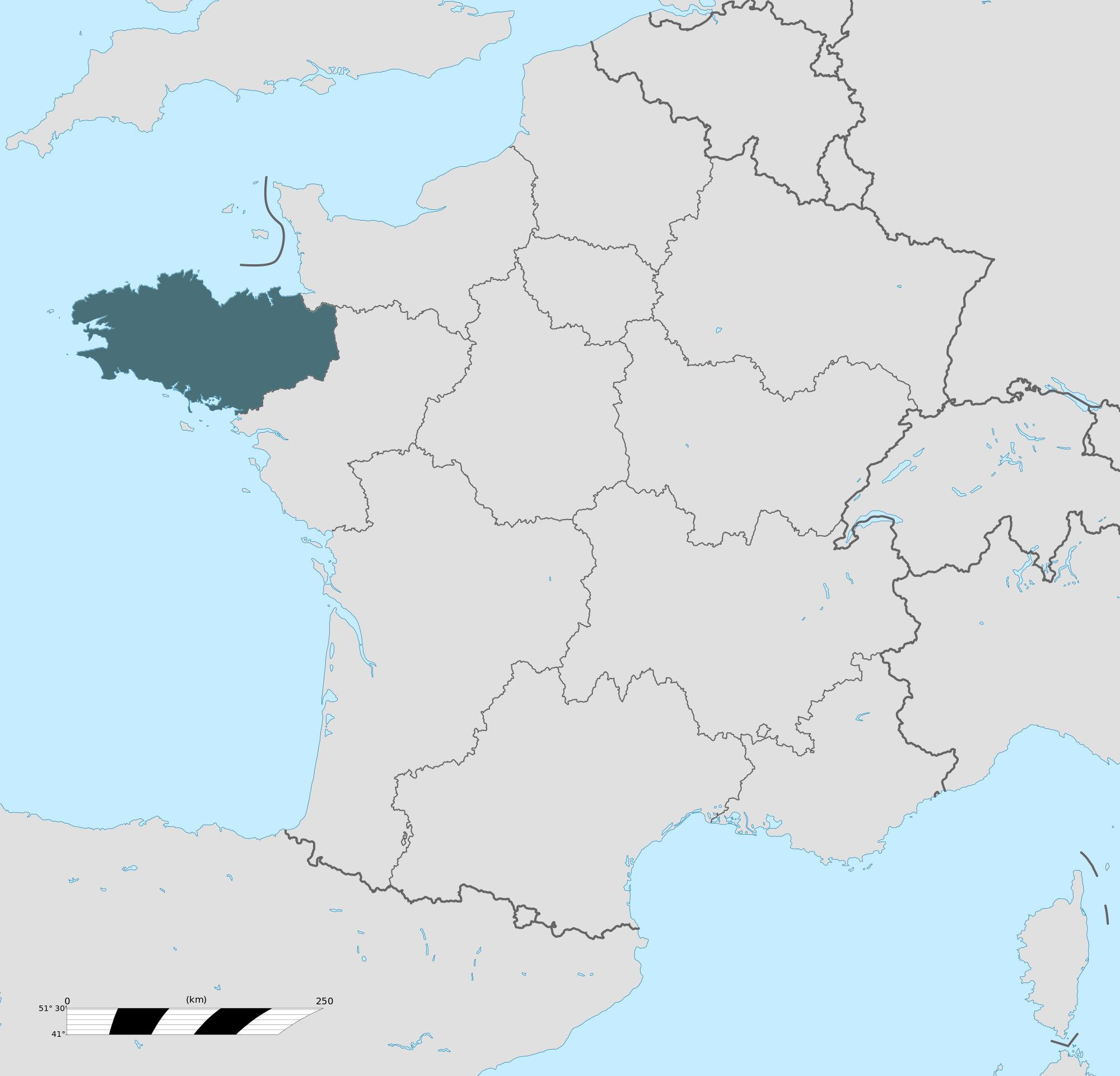 Carte grise Bretagne
