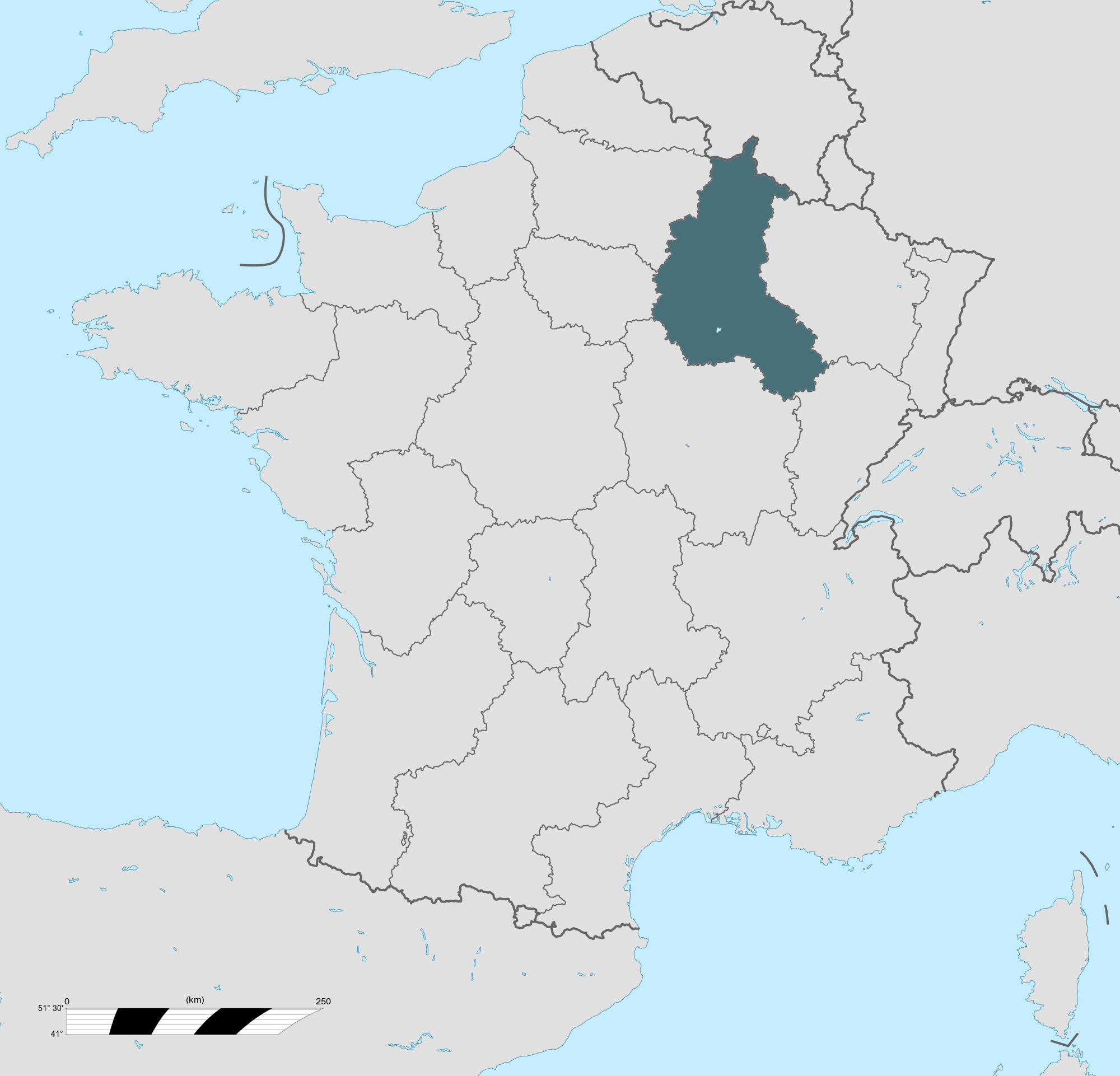 Carte grise Champagne-Ardenne