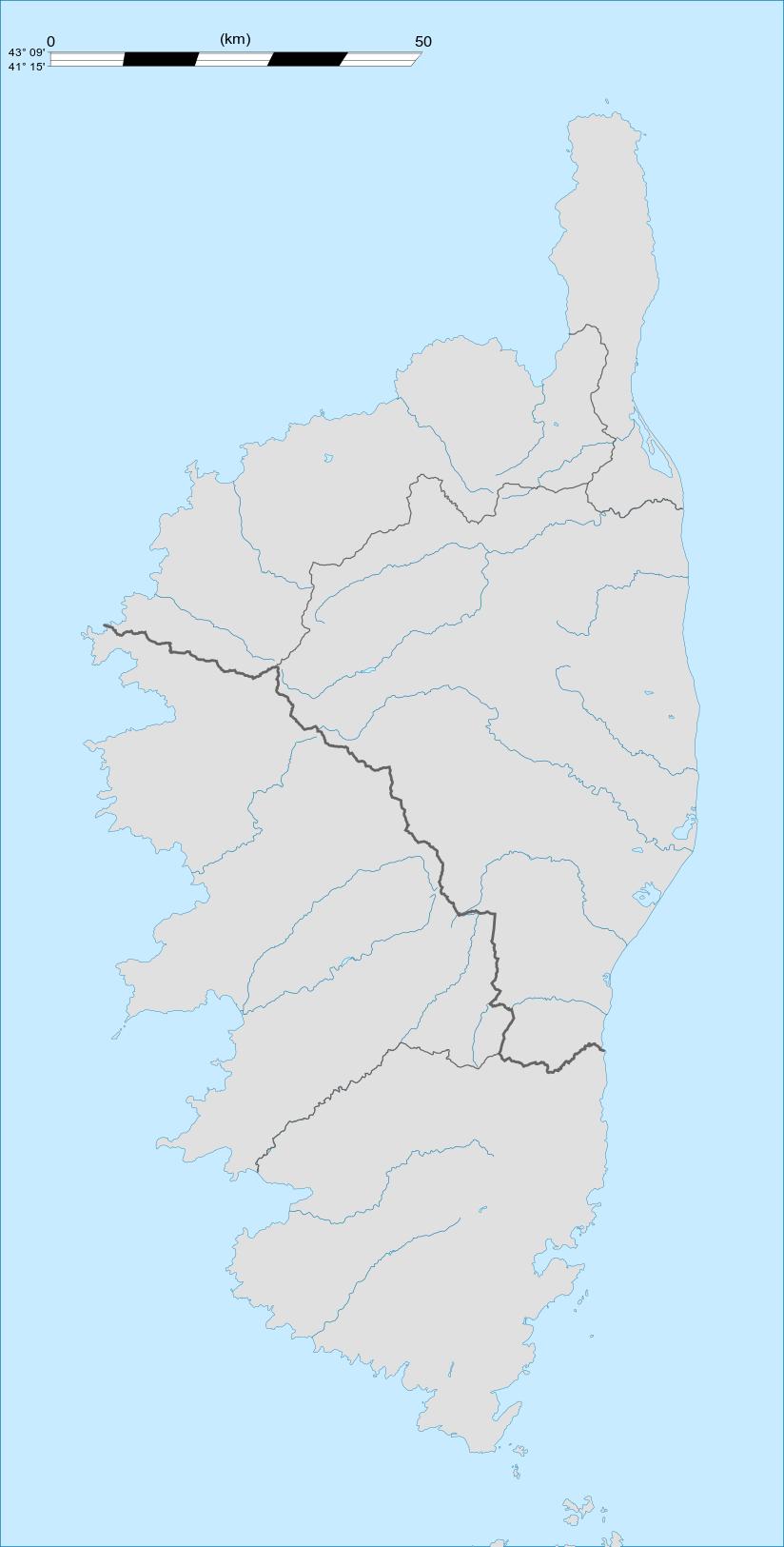 Carte grise Corse