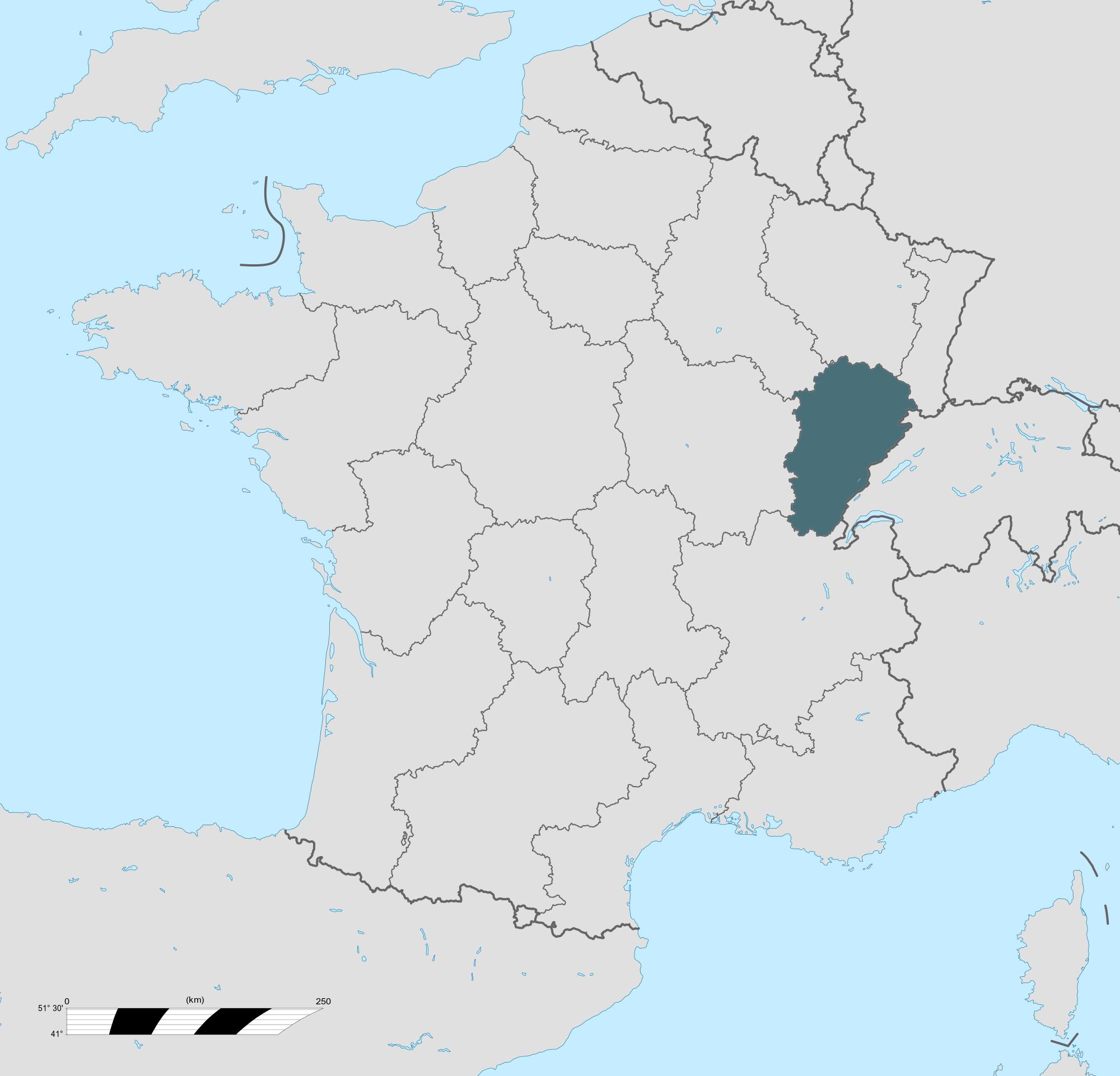 Carte grise Franche-Comté