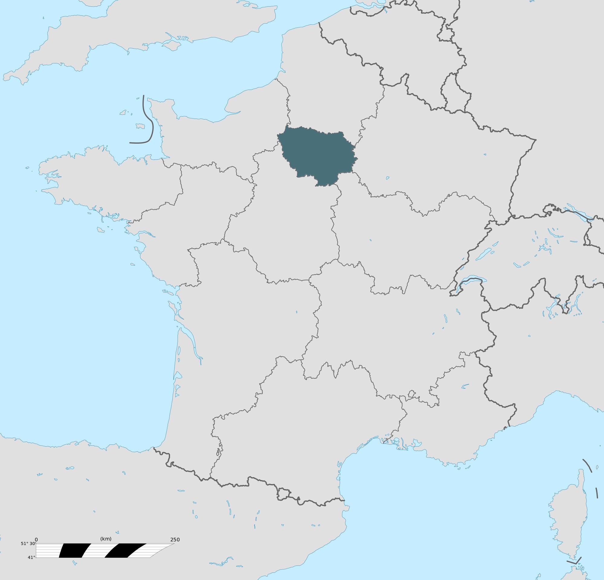 Carte grise île-de-France