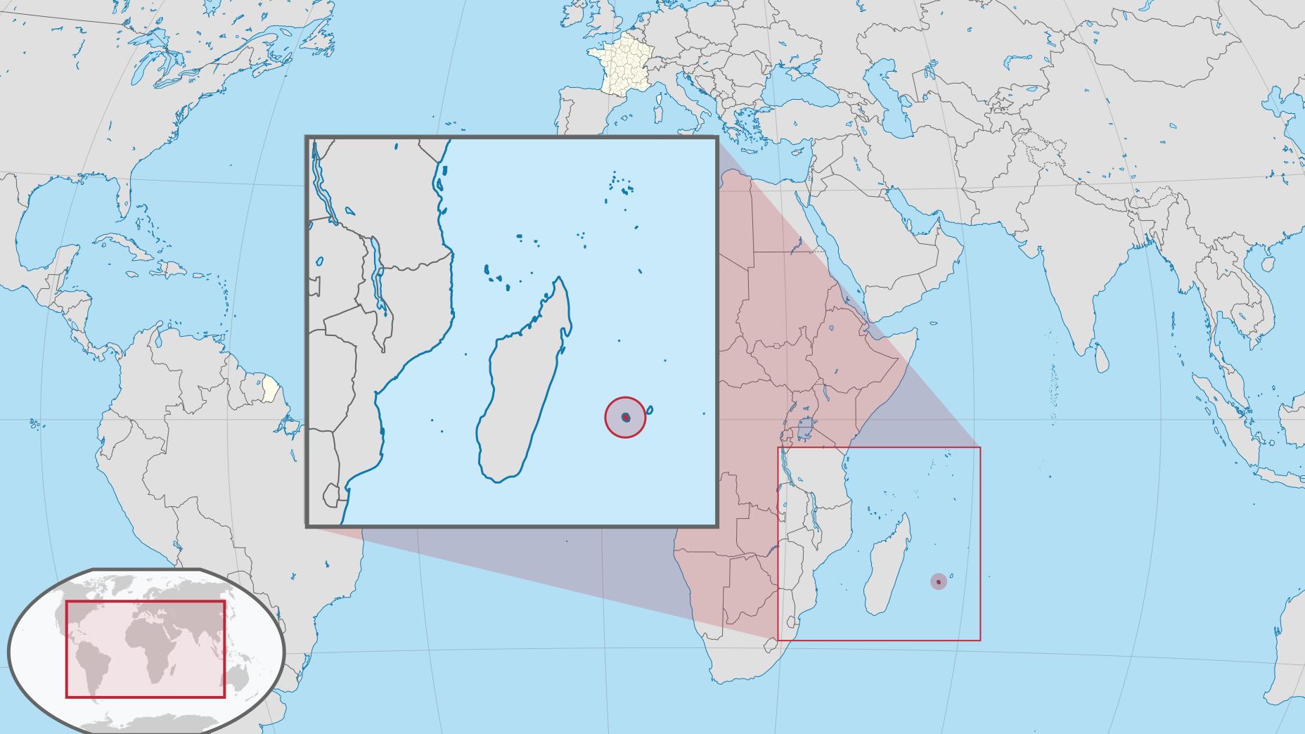Carte grise La Réunion