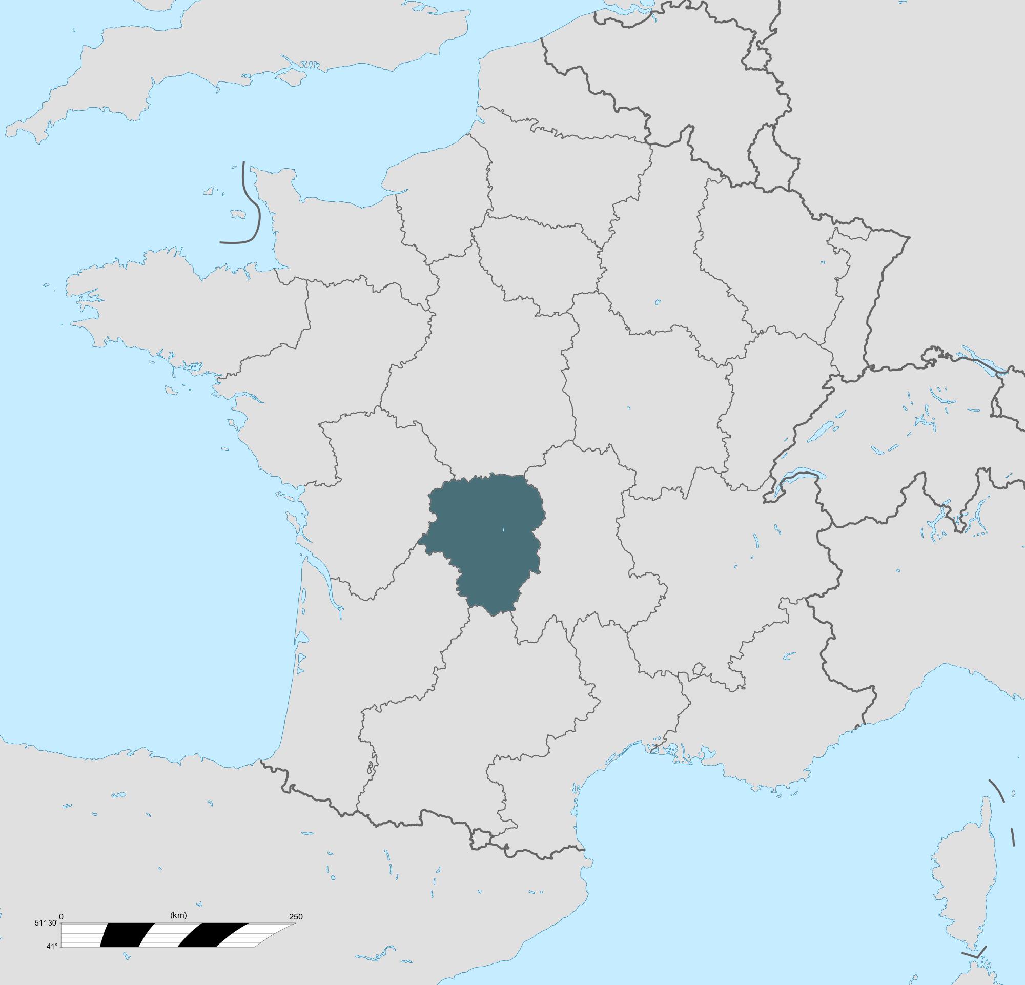 Carte grise Limousin