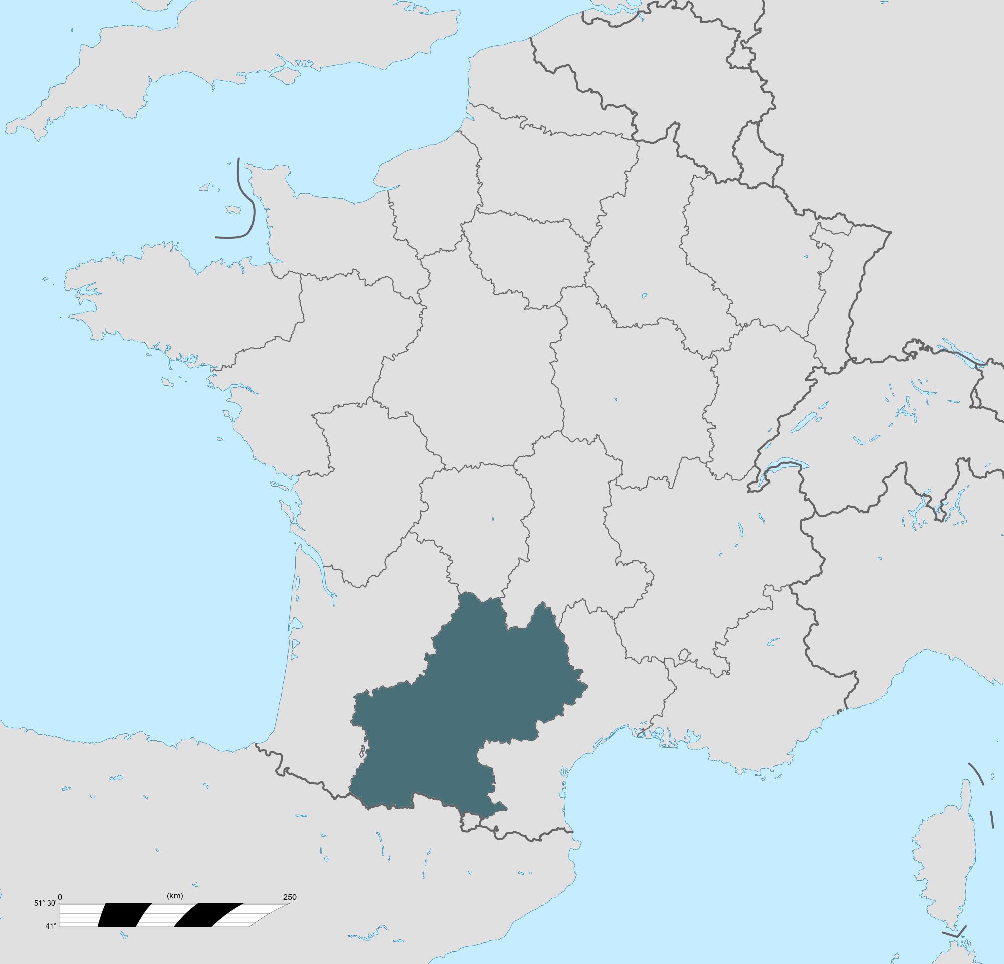 Carte grise Midi-Pyrénées