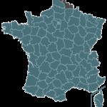Carte grise le Nord