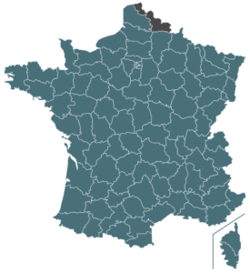 Carte grise Nord