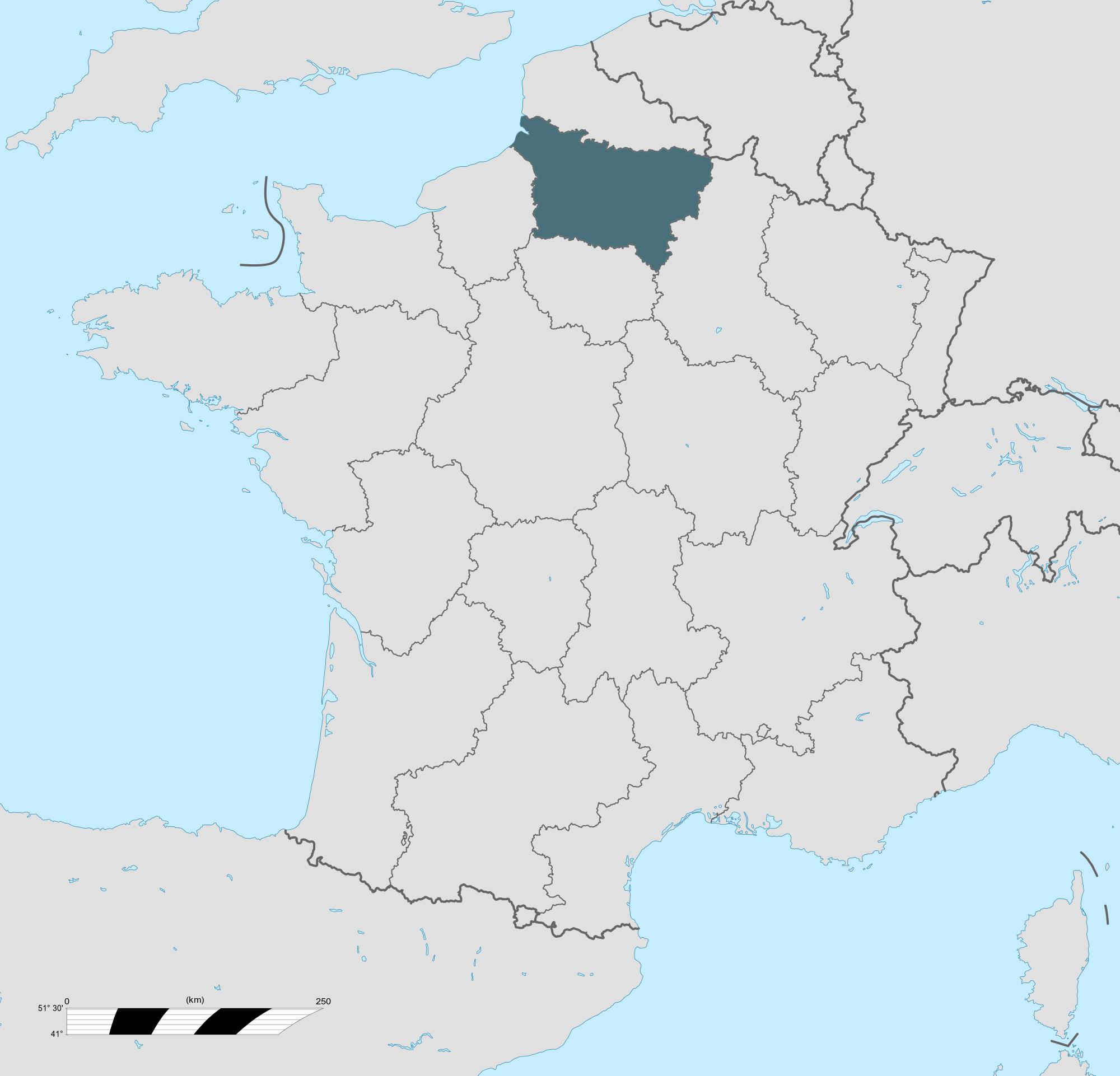 Carte grise Picardie