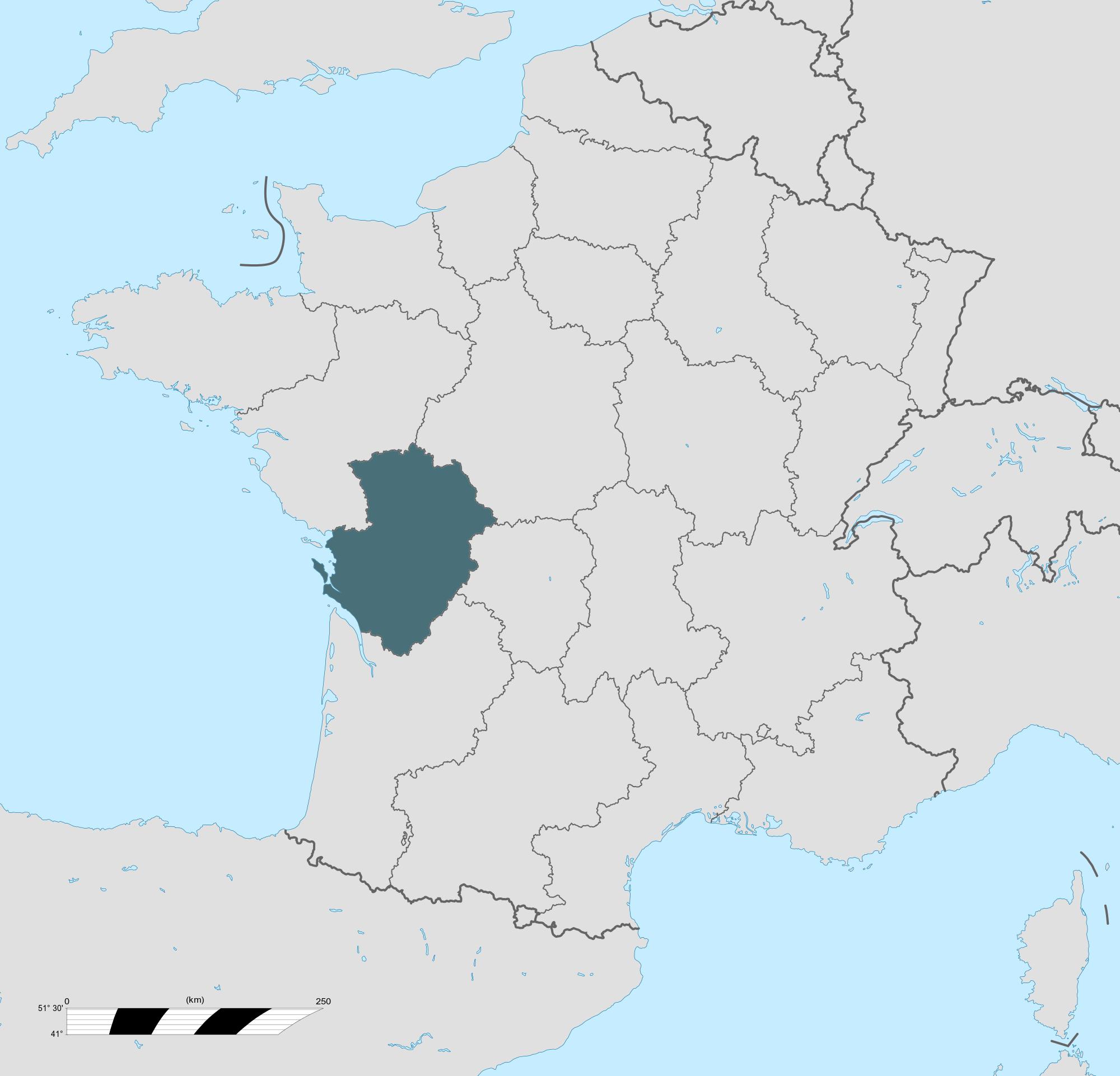 Carte grise Poitou-Charentes