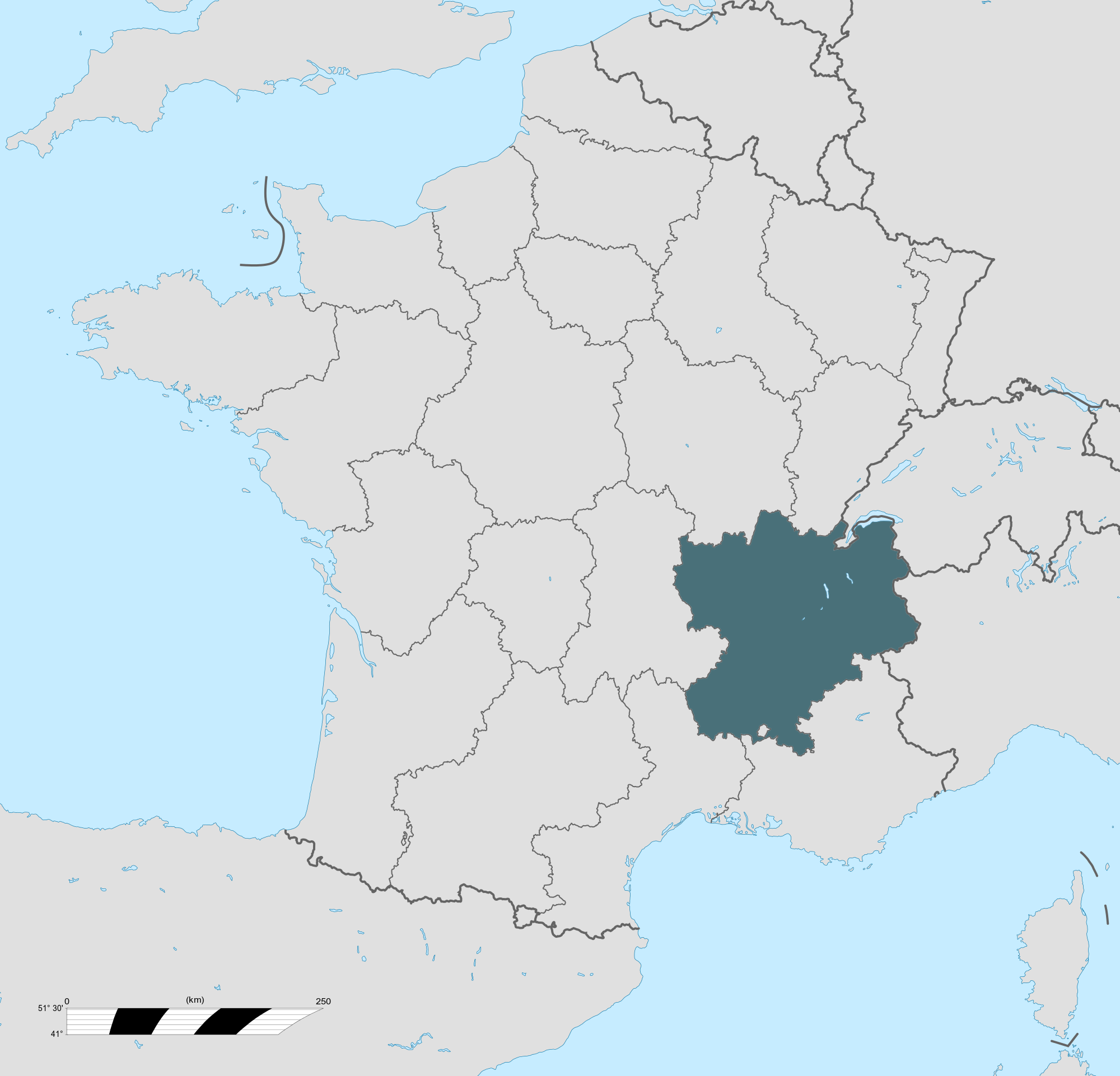 Carte grise Rhône-Alpes